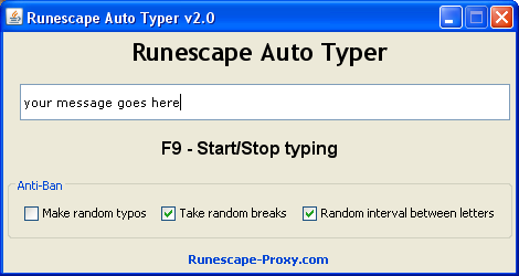 Auto clicker no download runescape 13